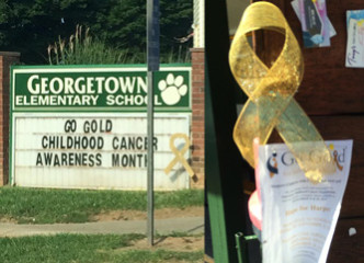 sept-2014-georgetown-elementary-childhood-cancer-awareness-333x241